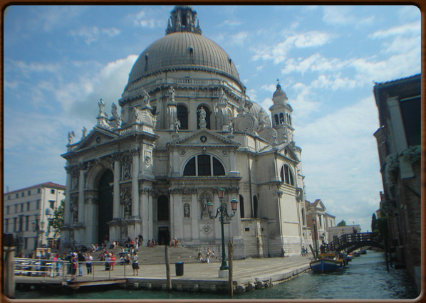 Church of Santa Maria della Salute.