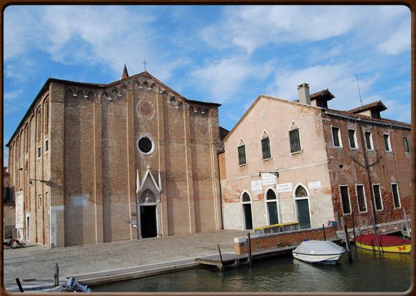 Piscina Sant Alvise Venezia.Venice And Its Lagoons Sant Alvise