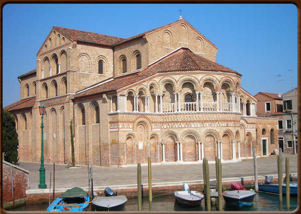 Venice and its lagoons :: Church architecture