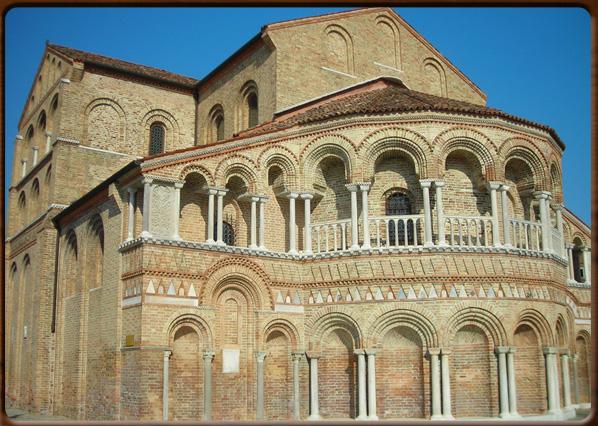 Resultado de imagen de Santa María y San Donato de Venecia   italia