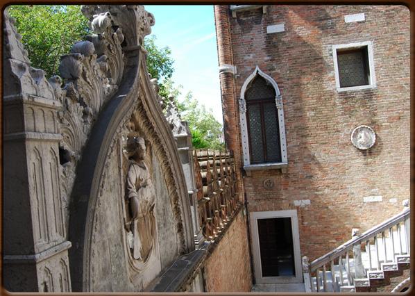 Venezia e le sue lagune :: Ca\' d\'oro - Galleria Giorgio Franchetti