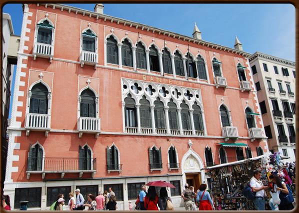 hotel danieli de venecia: