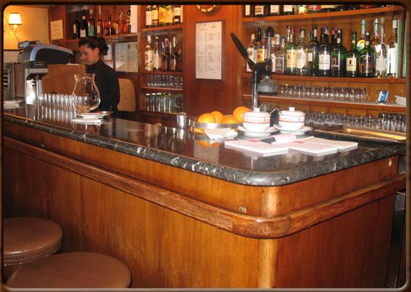 Venise et ses lagunes harry s bar for Modelos de barras para bar en madera