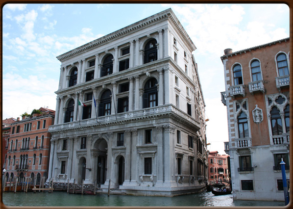 Venice and its lagoons :: Renaissance style