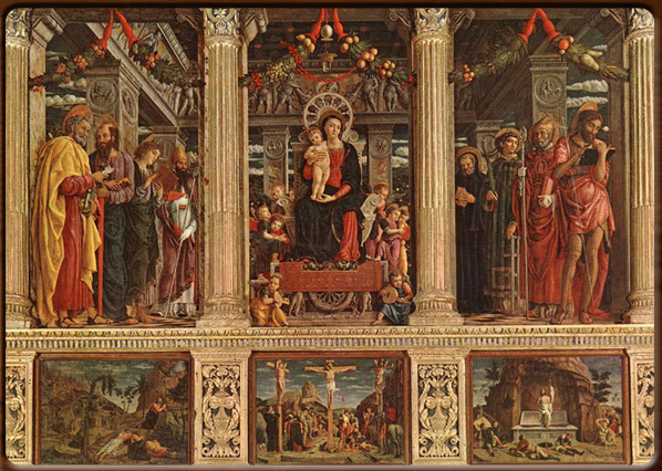 Image result for mantegna verona