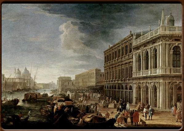 Resultat d'imatges de Venècia 1720