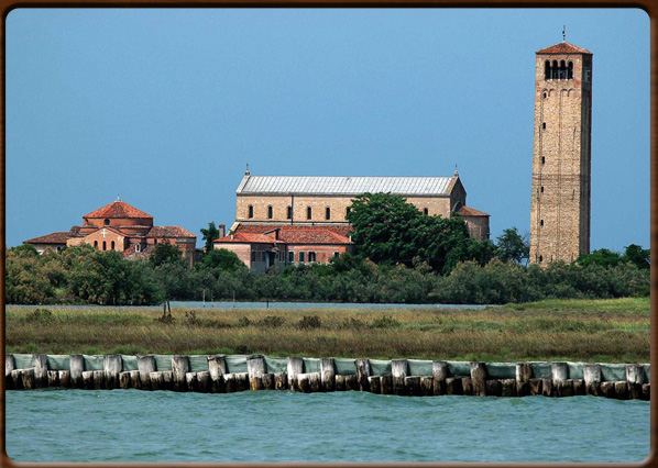 The island of Torcello.