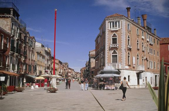 Venecia y sus lagunas venecia moderna for Casa moderna venezia