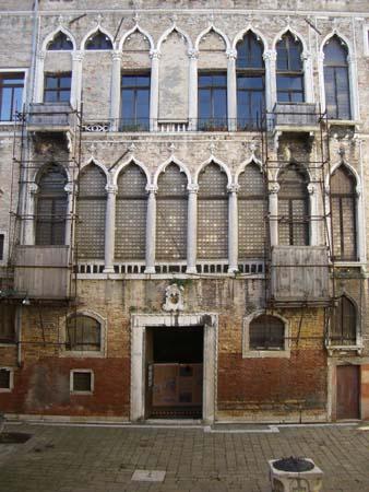 Venezia e le sue lagune museo fortuny for Palazzo in stile spagnolo
