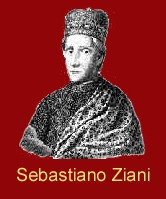 The Doge Sebastiano Ziani