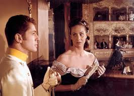 A scene from the film Senso by Luchino Visconti.