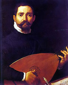 Giovanni Gabrieli by Annibale Carracci