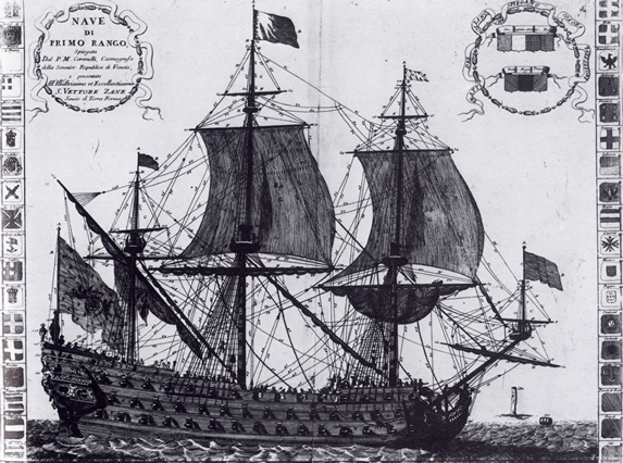 Ship of the first rank