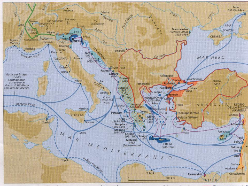 relationship between ottoman empire and europe