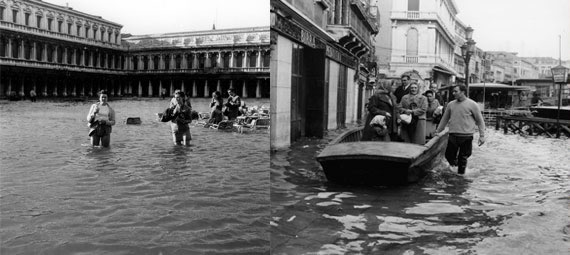 Witnesses of flood in 1966