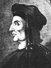 Gioseffo Zarlino portrait.